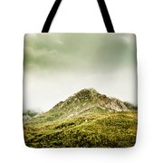 Untouched Mountain Wilderness Tote Bag