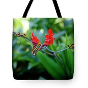 Unusual Flower 1 Tote Bag