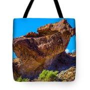 Unusual Rock California Tote Bag