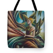 Unveiling Tote Bag