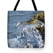 Unwavering Tote Bag