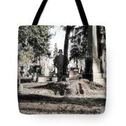 Unwilling To Go Tote Bag