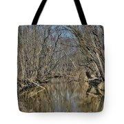 Up A Creek Tote Bag