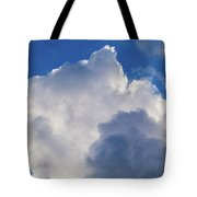 Up Above Tote Bag