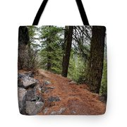 Up Around The Bend... Tote Bag