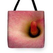 Up Close Calla Lily 01 Tote Bag