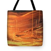 Up From Below Tote Bag