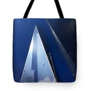 Up In New York Tote Bag