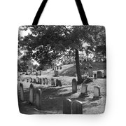 Up On A Hill Tote Bag