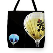 Up On The Air Tote Bag