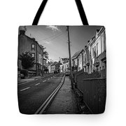 Up The Hill Tote Bag