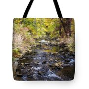 Up The River Gg  5671 Tote Bag