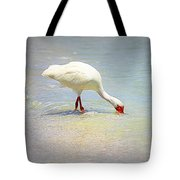 Up To My Eyeballs Tote Bag