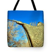 Up To The Blue Tote Bag