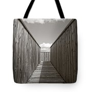 Up To The Watch Tower Tote Bag