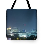 Up Town Cebu City Lights Tote Bag
