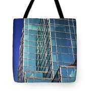 Up Town Phoenix Building Tote Bag