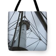 Up Whitefish Point Tote Bag