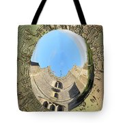 Upavon Church Tote Bag