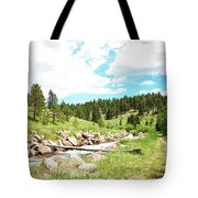 Upcreek  Tote Bag