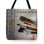 Update Your Decor Tote Bag