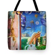 Upgrade Your Mind Tote Bag