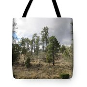 Uphill From Here Tote Bag