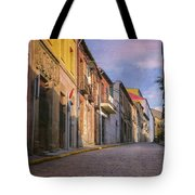 Uphill In Avila Tote Bag