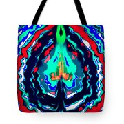 Uplifting Tote Bag by Karunita Kapoor