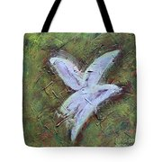 Upon Angels Wings Of Change Tote Bag