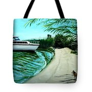 Upon Ashore Tote Bag