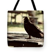 Upon The Look Tote Bag