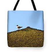 Upon The Roof Tote Bag