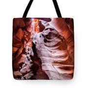 Upper Antelope Canyon #1 Tote Bag