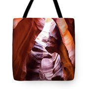 Upper Antelope Canyon 3 Tote Bag