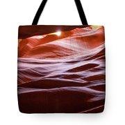 Upper Antelope Canyon 6 Tote Bag