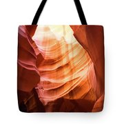 Upper Antelope Canyon Tote Bag
