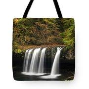 Upper Butte Creek Falls 2 Tote Bag