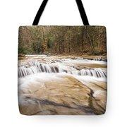 Upper Campbell Falls Tote Bag
