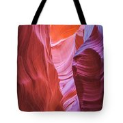 Upper Canyon 31 Tote Bag