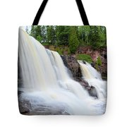 Upper Gooseberry Falls Tote Bag