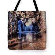Upper Jemez Falls New Mexico Tote Bag