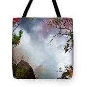 Upper Kaaterskill Falls Tote Bag