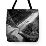 Upper Madison Creek Falls Three Tote Bag