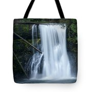 Upper North Falls Tote Bag