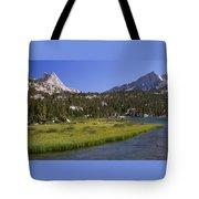 Upper Pine Lake Tote Bag