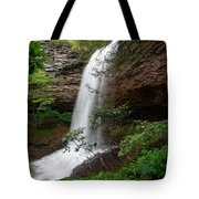 Upper Piney Falls Tote Bag