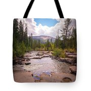 Upper Provo, Early Fall Tote Bag