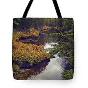 Upper Salamander Creek Tote Bag