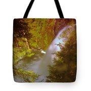 Upper Union Creek Falls  Tote Bag